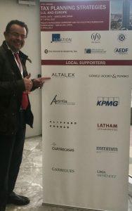 Carlos Gabarro Altalex - 17TH ANNUAL TAX PLANNING STRATEGIES U.S. AND EUROPE